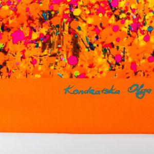 Poetry/orange